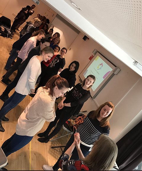 Championing Music in the EYFS at the Lyric Theatre, Hammersmith