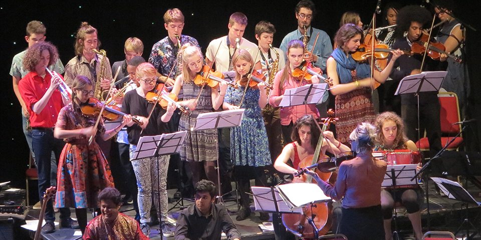 The Grand Union Youth Orchestra & Strings
