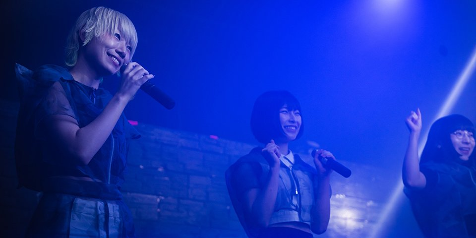 Maison Book Girl on the Clash stage at the 2018 Great Escape festival © Mike Massaro