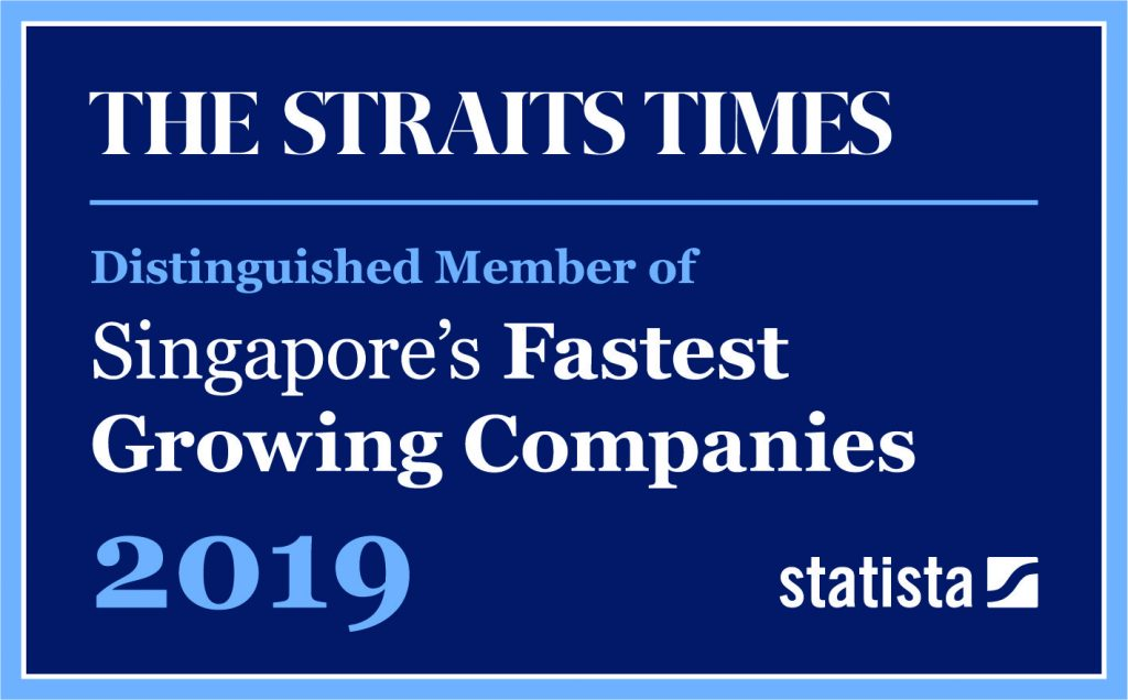 Singapore's Fastest Growing Companies 2019