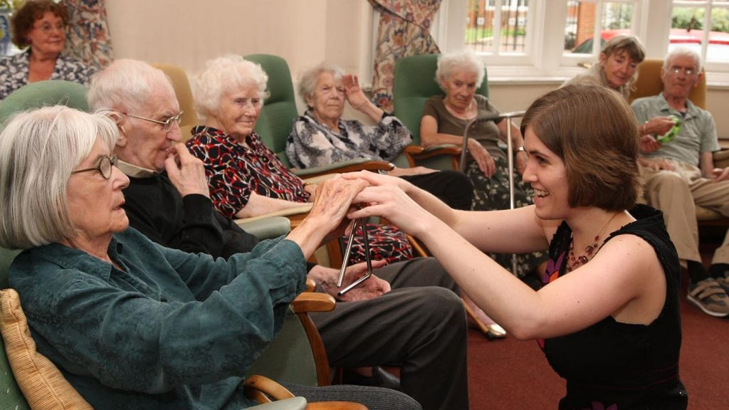 A Choir in Every Care Home participants