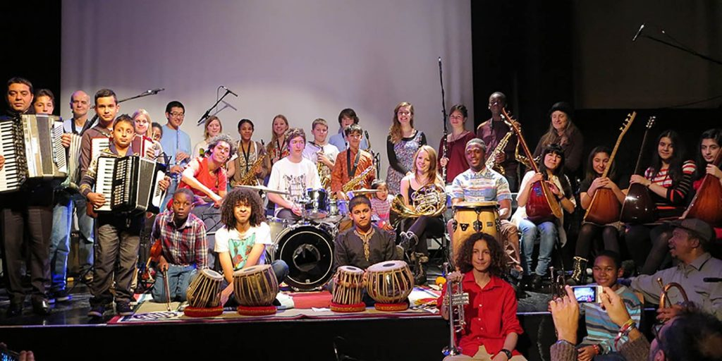 Grand Union Youth Orchestra