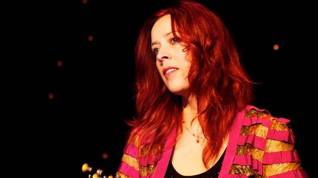 Kathryn Tickell, one of Youth Music's new Ambassadors - photo © Tony McAnaney