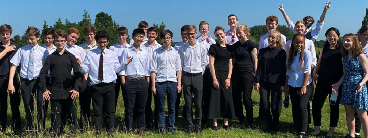 Oundle for Organists 2022
