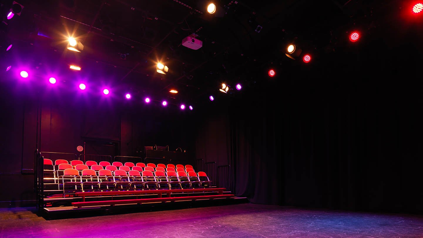 Available on Tutti: full theatre in Limehouse © Ian Dingle