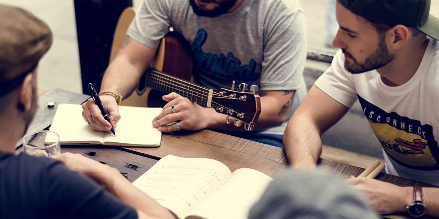 ICMP songwriting summer school