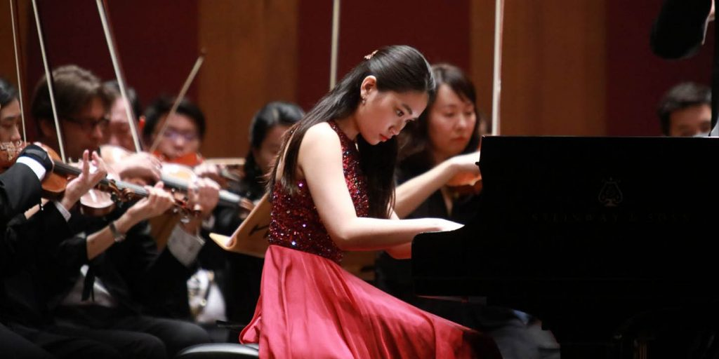 Singapore National Piano & Violin Competition 2019