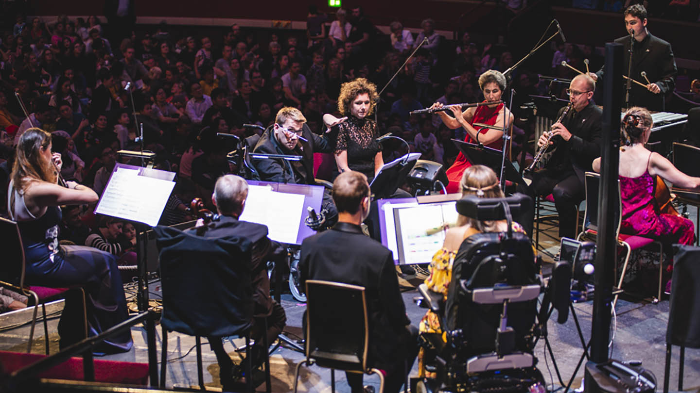 BSO Resound © BBC Proms