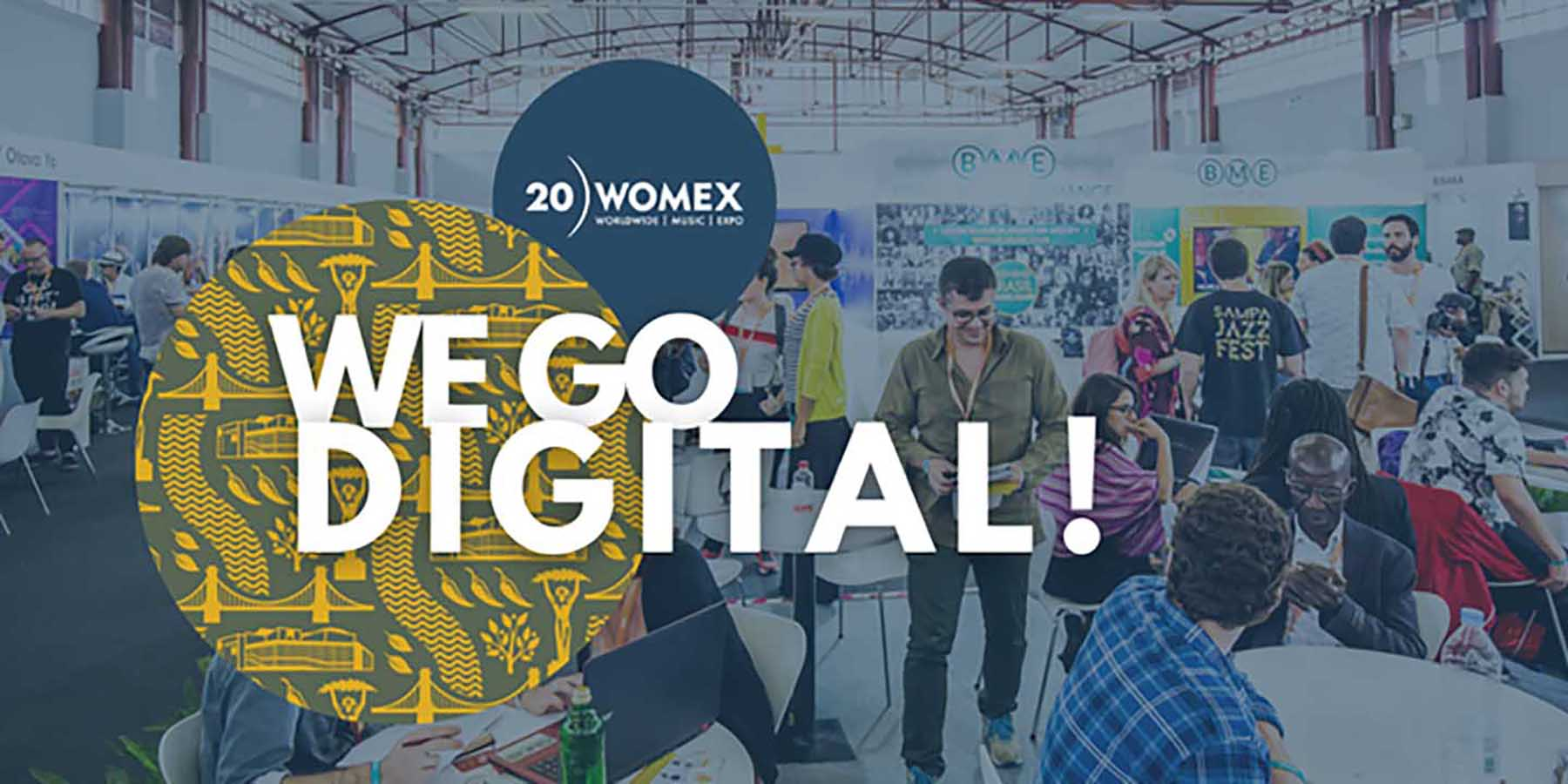 WOMEX 2020 goes digital