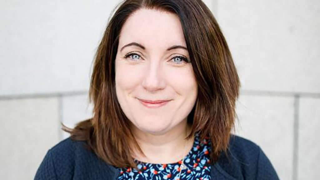 Dr Jennifer O'Connor-Madsen, Music Generation's new Music Education Partnership Support Manager