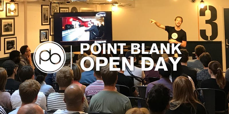 Point Blank Music School Open Day