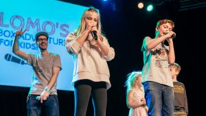 Beatboxing for kids