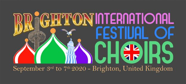 Brighton International Festival of Choirs logo