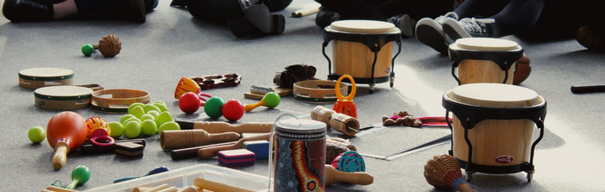 Early Years instruments