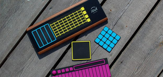 The Joué is an expressive and modular MIDI controller that feels like a real instrument