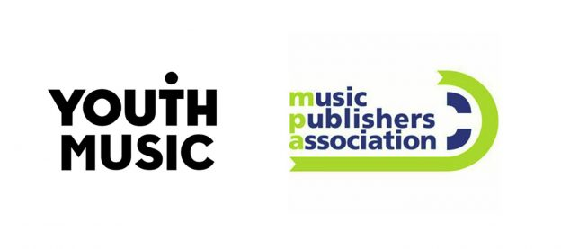 Youth Music and MPA logos