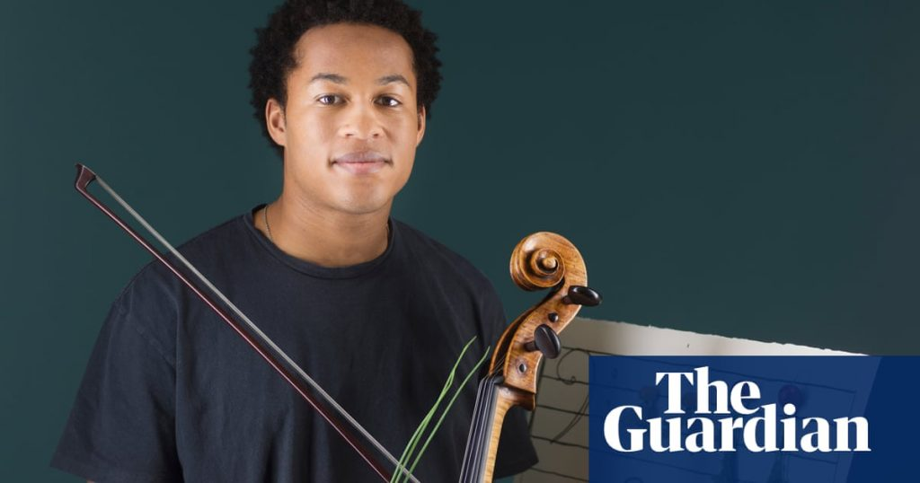 Royal wedding cellist calls for action on diversity in music