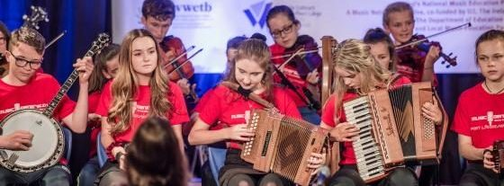 Join the Music Generation Waterford Traditional Ensembles in 2020