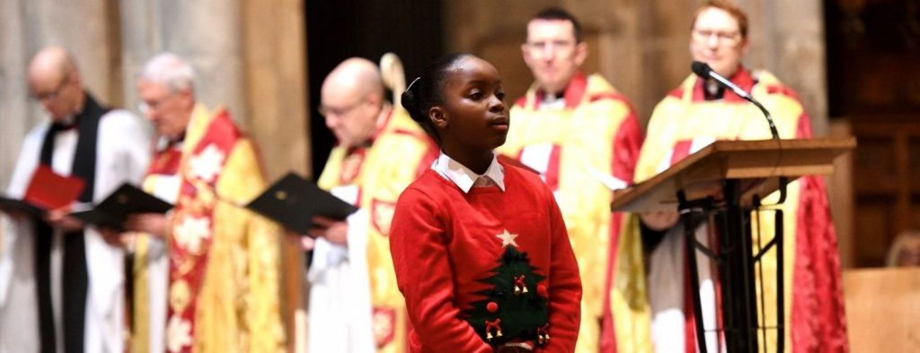 Olasumbo from Newham is London Music Fund January Scholar of the month