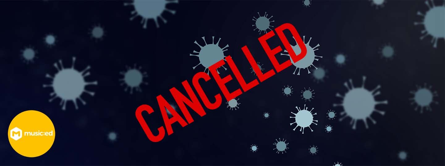 Coronavirus cancelled