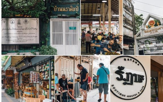 Apply now for creative placemaking hackathon in Thailand