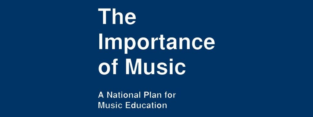 National Plan for Music Education 2011