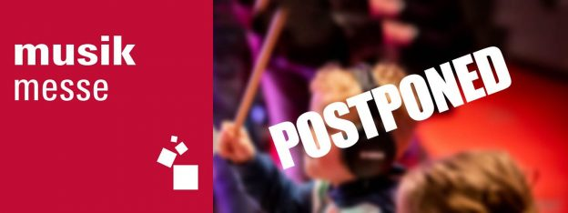 Musikmesse postponement