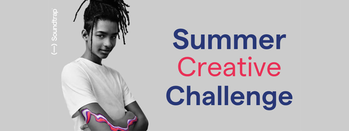 Soundtrap for Education Summer Creative Challenge