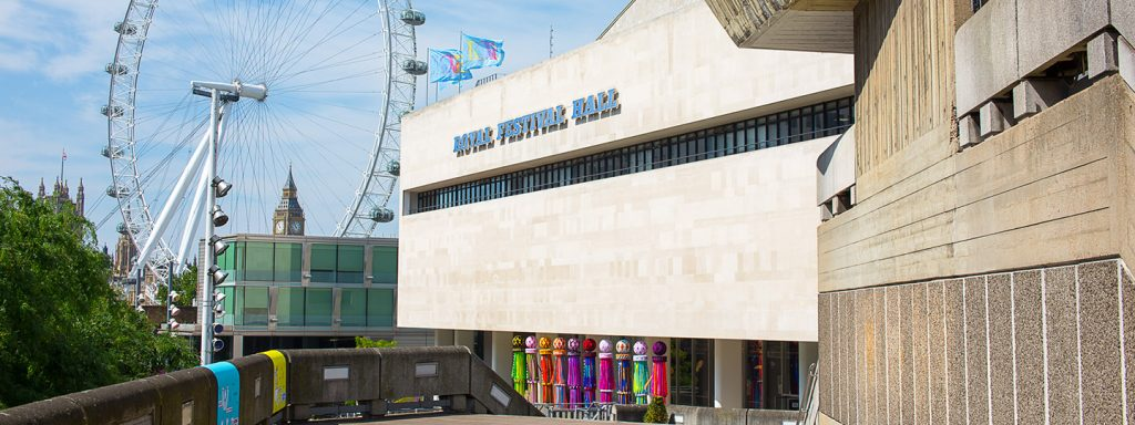 The Royal Festival Hall at London's Southbank Centre © Victor Frankowski