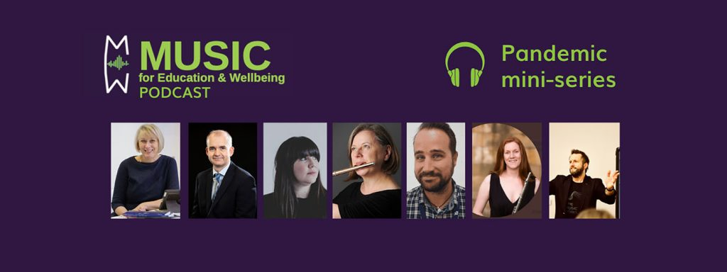 Music for education wellbeing pandemic series