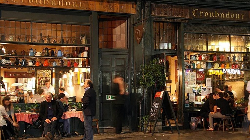 The Troubadour in Earls Court, London