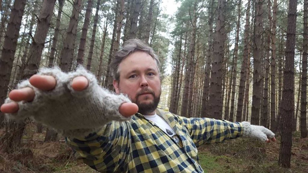 Richard Dawson appears on 31 October as part of Sage Live 2020