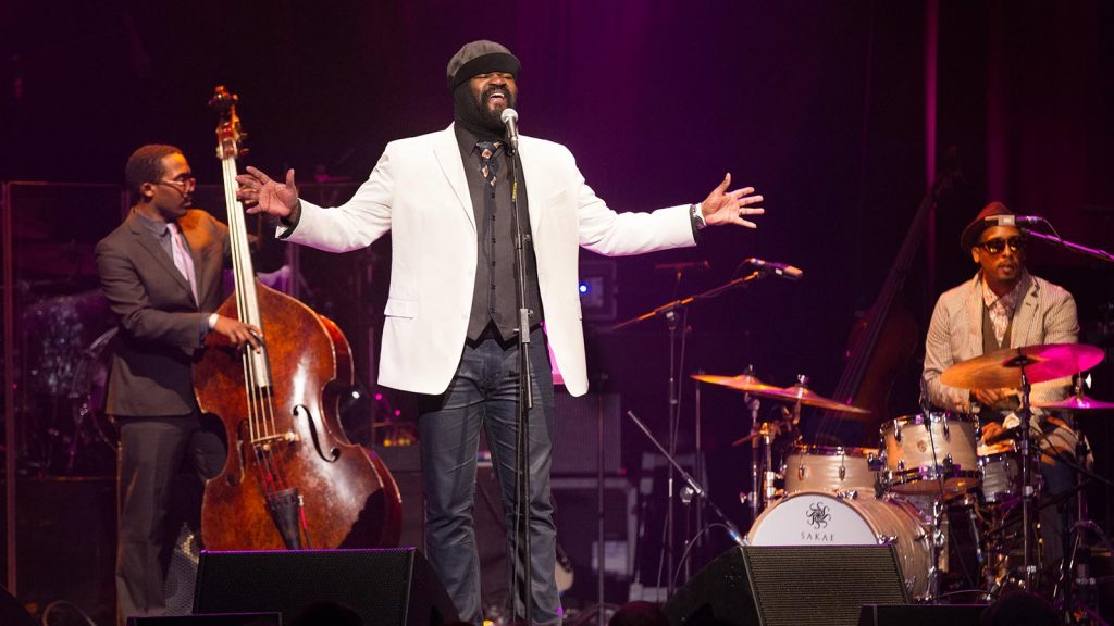 Gregory Porter will appear during the Royal Albert Hall's 150th birthday celebrations. Photo © Lauren Butcher (Bolton & Quinn)