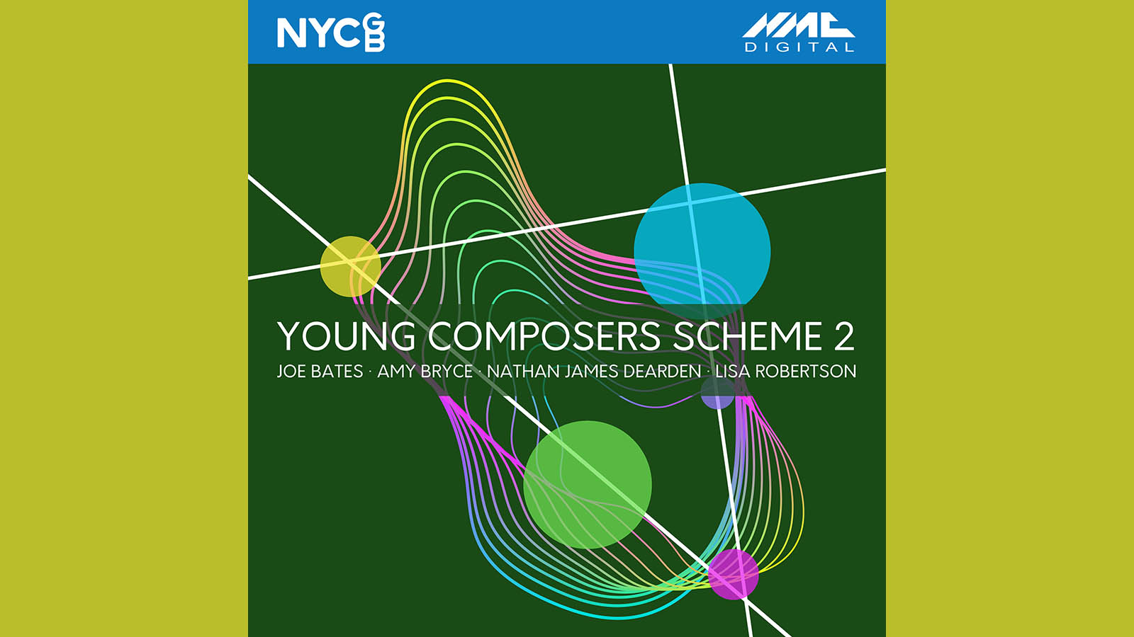 NMC NYCGB CD cover