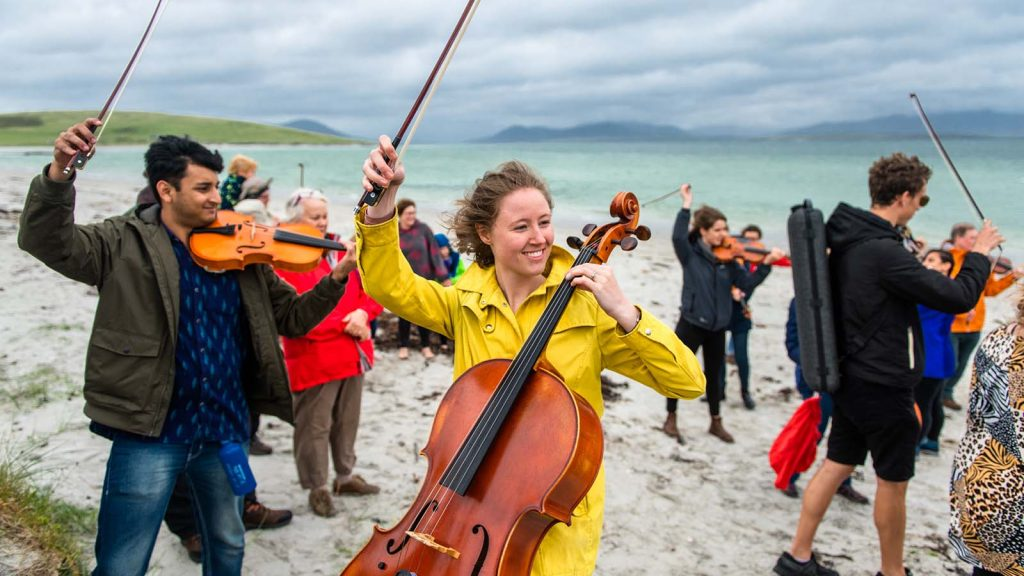 Nevis Ensemble, shortlisted for the Classical:NEXT 2020 Innovation Award